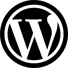 Button - Black - WordPress